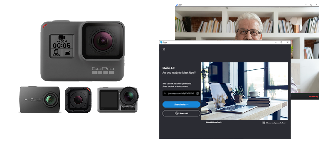 How To Use Gopro As A Webcam On Macos Windows